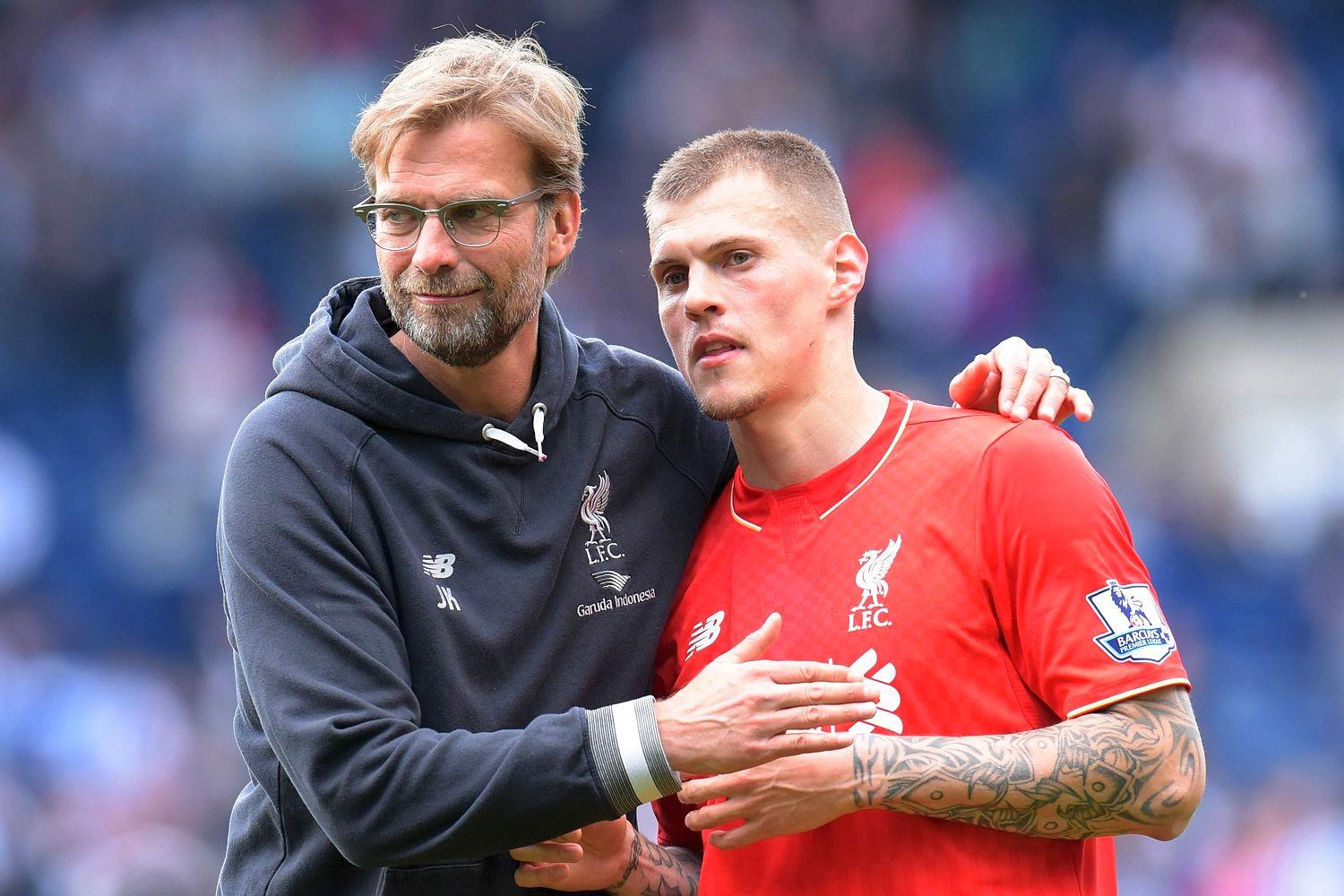 Martin Skrtel linked with Boro move