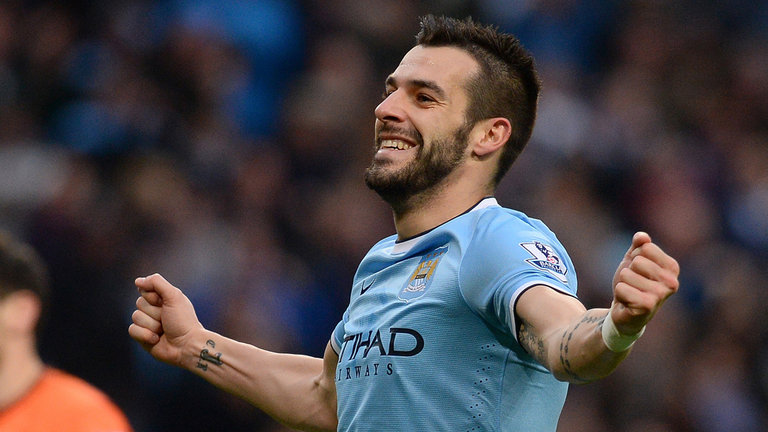 Boro close in on Alvaro Negredo