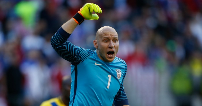Brad Guzan joins Middlesbrough FC