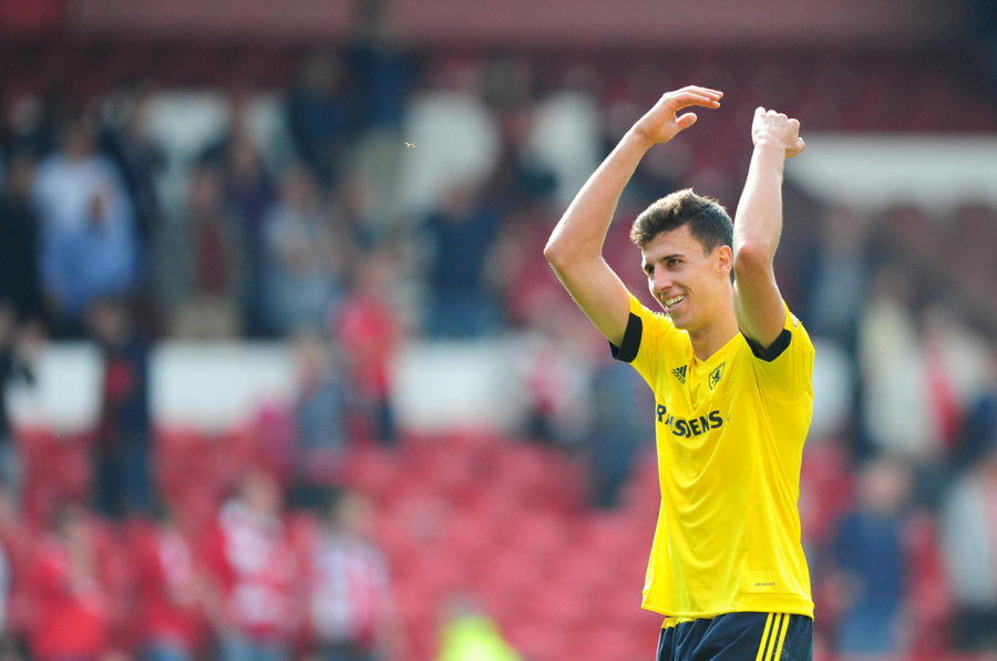 Return of Ayala a huge boost to Boro