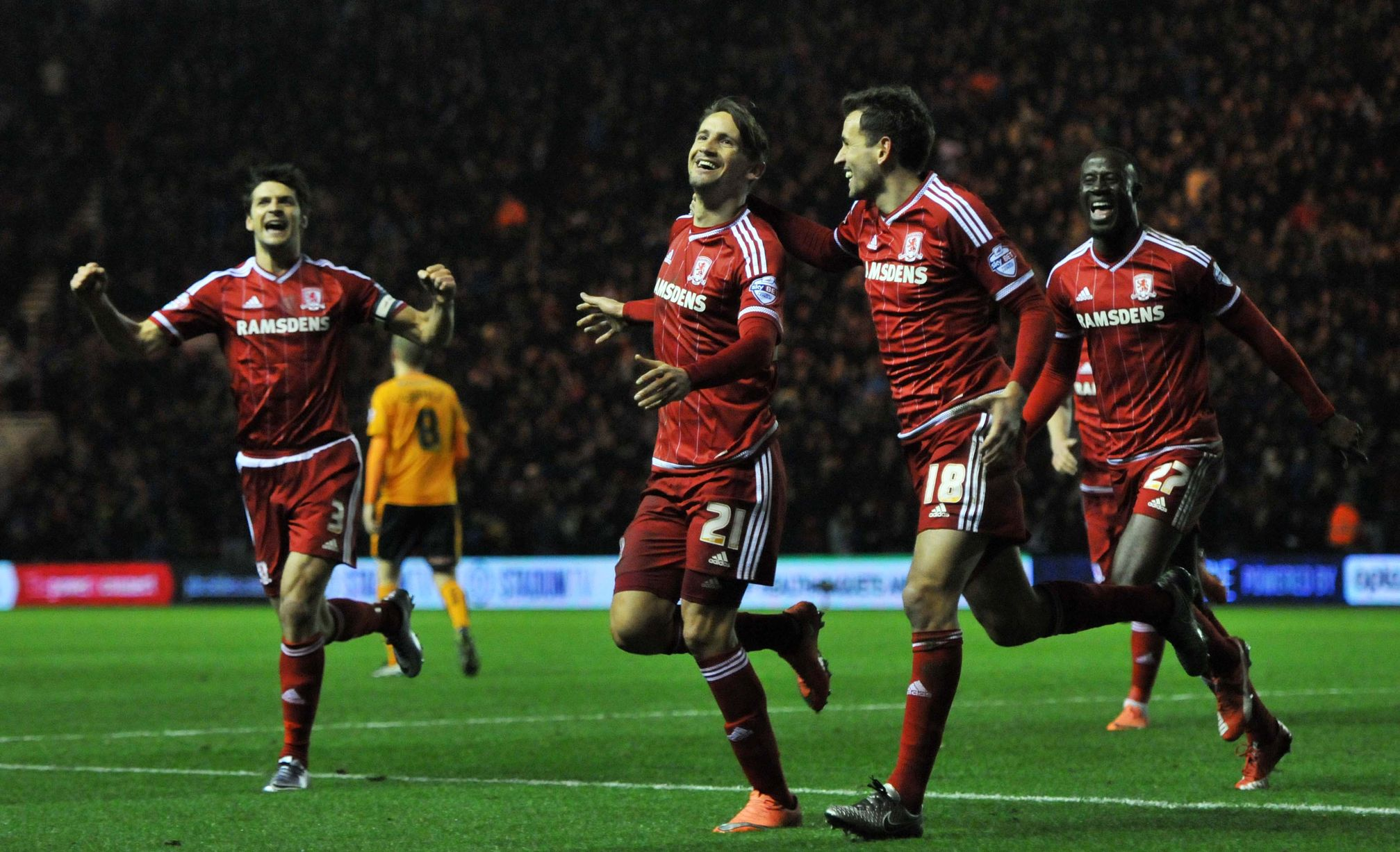 Guile and Goals - Is Gaston a Perfect Ten for Boro?