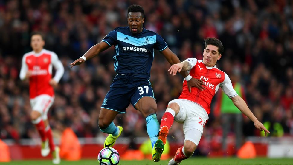 Adama Traore - The jet-heeled maverick's time has run out...