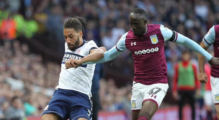 Aston Villa hit with