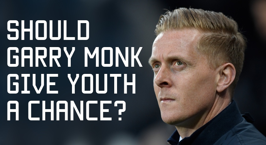 Should Garry Monk give youth a chance in the Carabao Cup?