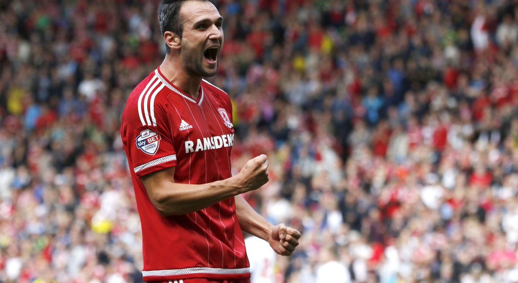 'Boro ordered by FIFA to pay seven-figure sum for striker'