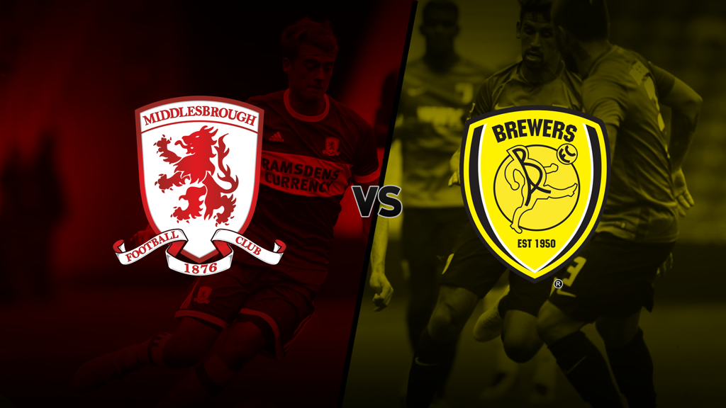 Boro v Burton Preview