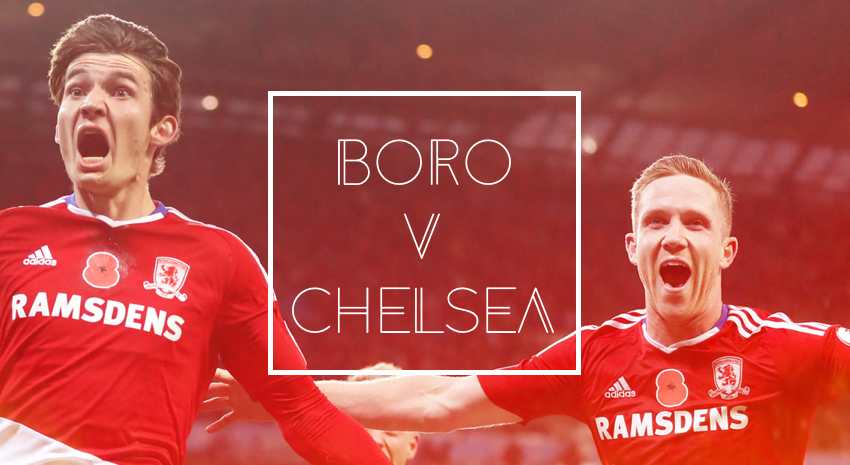'Boro v Chelsea - Pre Match Press Conference Round up'