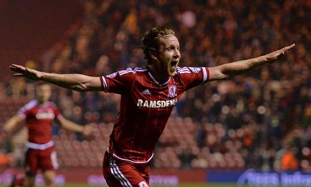 Adam Forshaw set for an England call up?