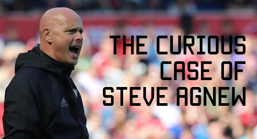 The Curious Case of Steve Agnew | oneBoro
