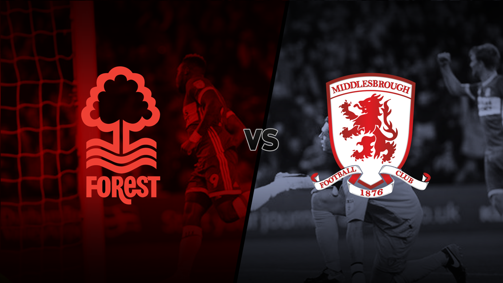 'Nottingham Forest v Boro - Opposition Preview'