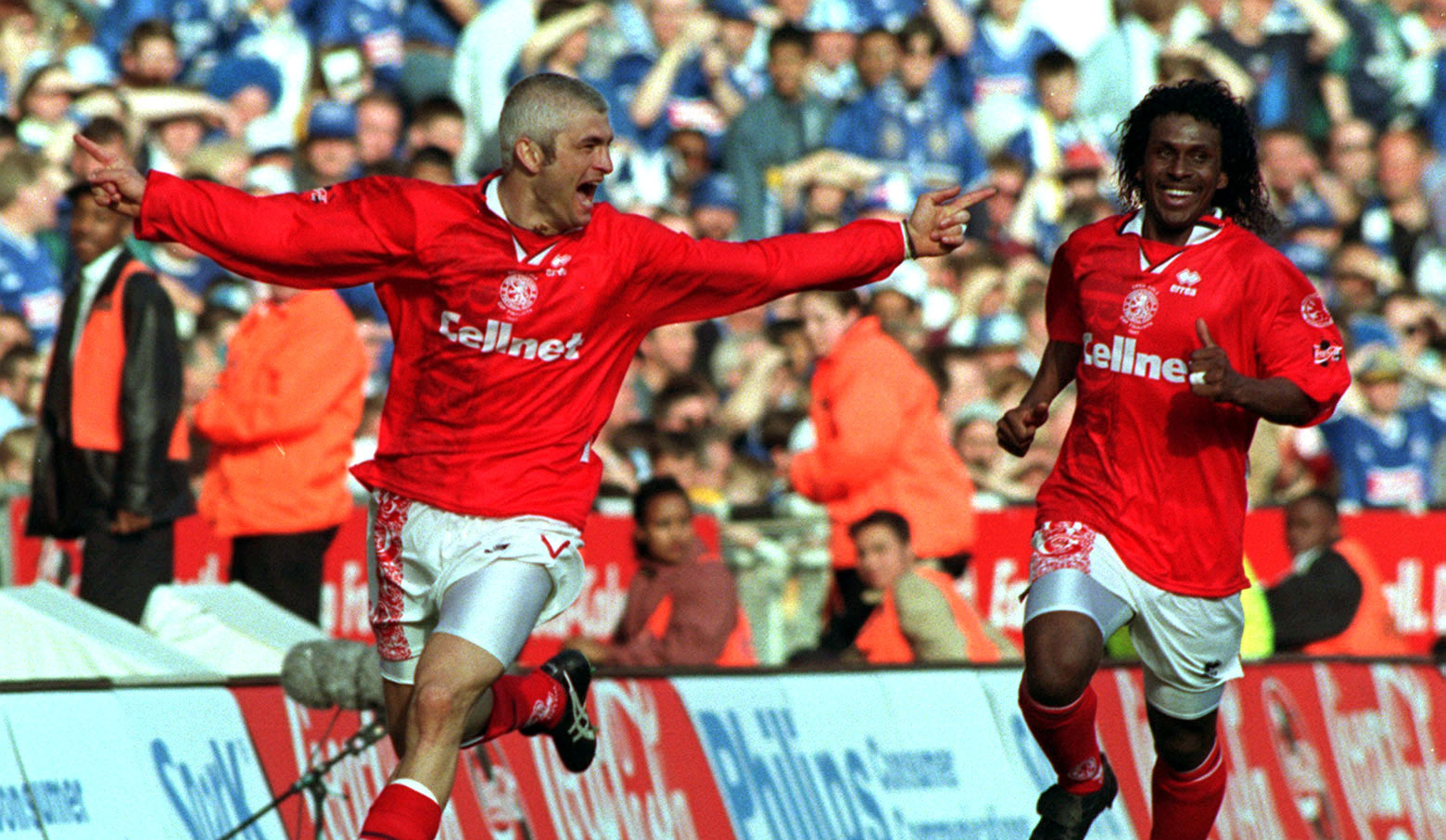 Boro's 10 most decorated players