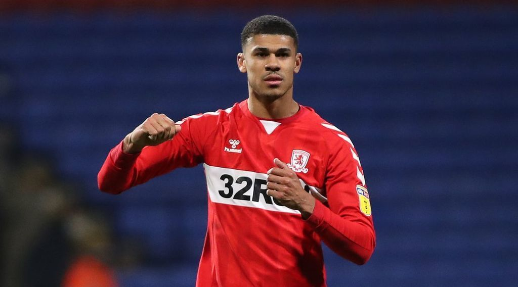 'Ashley Fletcher double helps Boro end miserable winless streak'