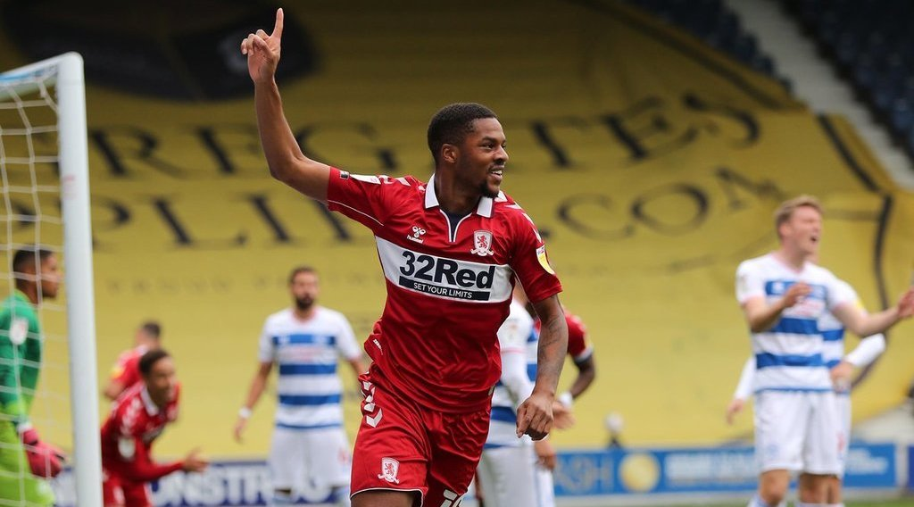Boro and QPR play out 1-1 draw