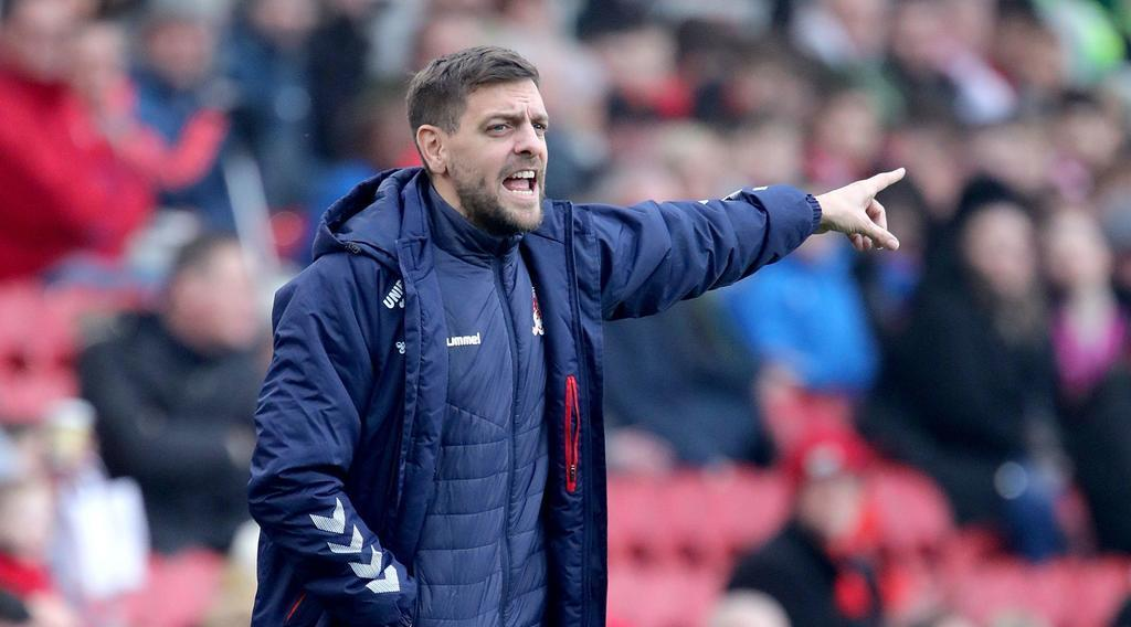 Boro boss issues warning to players ahead of Brentford clash