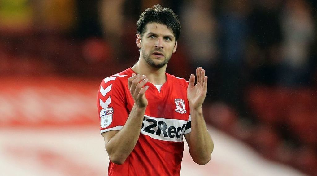 'Boro captain to ruled out for the rest of the season'