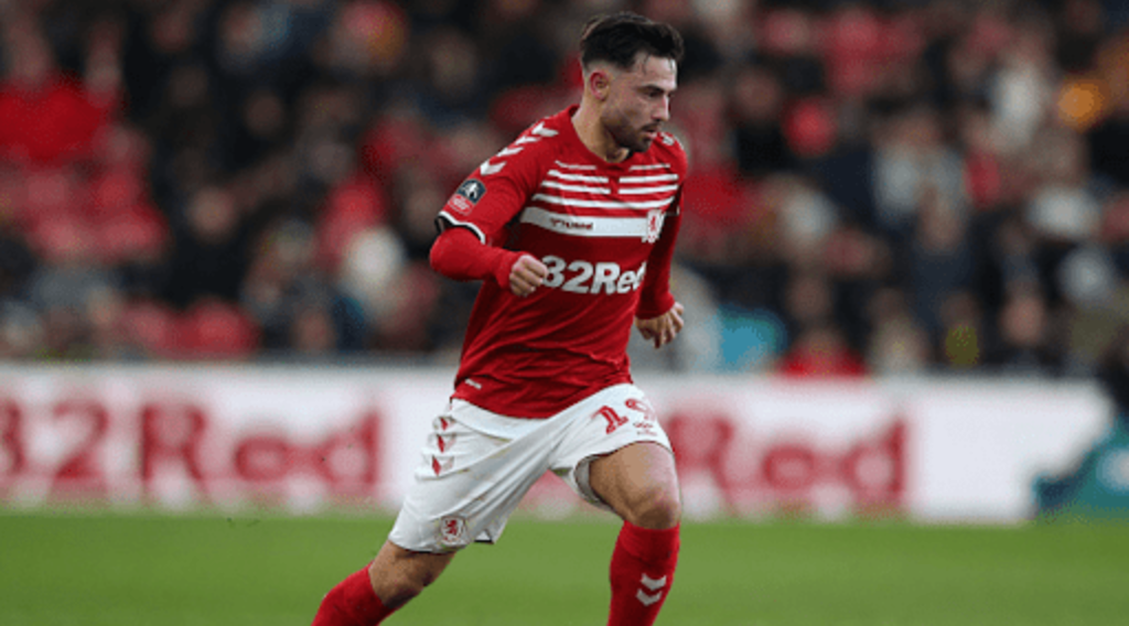 Boro could retain the services of Patrick Roberts in the summer