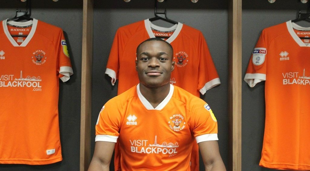 Boro defender rejoins Blackpool on loan