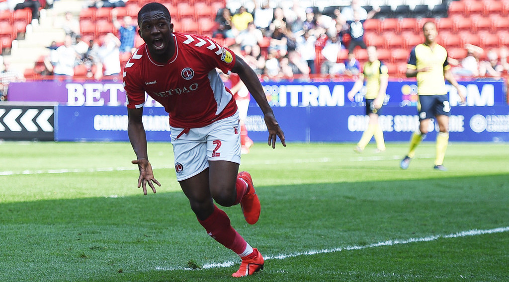 Boro have bid accepted for Charlton Athletic full-back