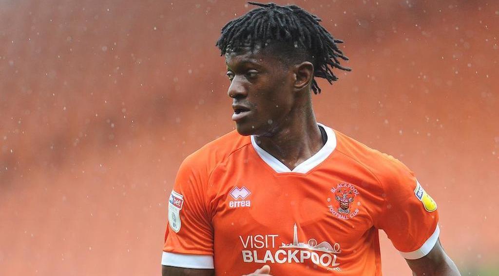 Boro interested in former Blackpool forward