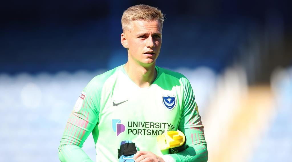 Boro join Crystal Palace in the race for League One goalkeeper