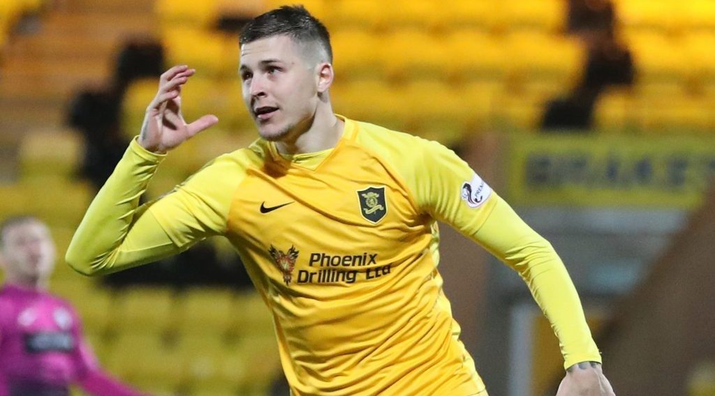 Boro join race for Livingston forward