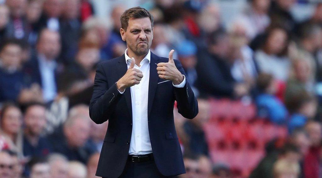 Boro manager reveals transfer talks