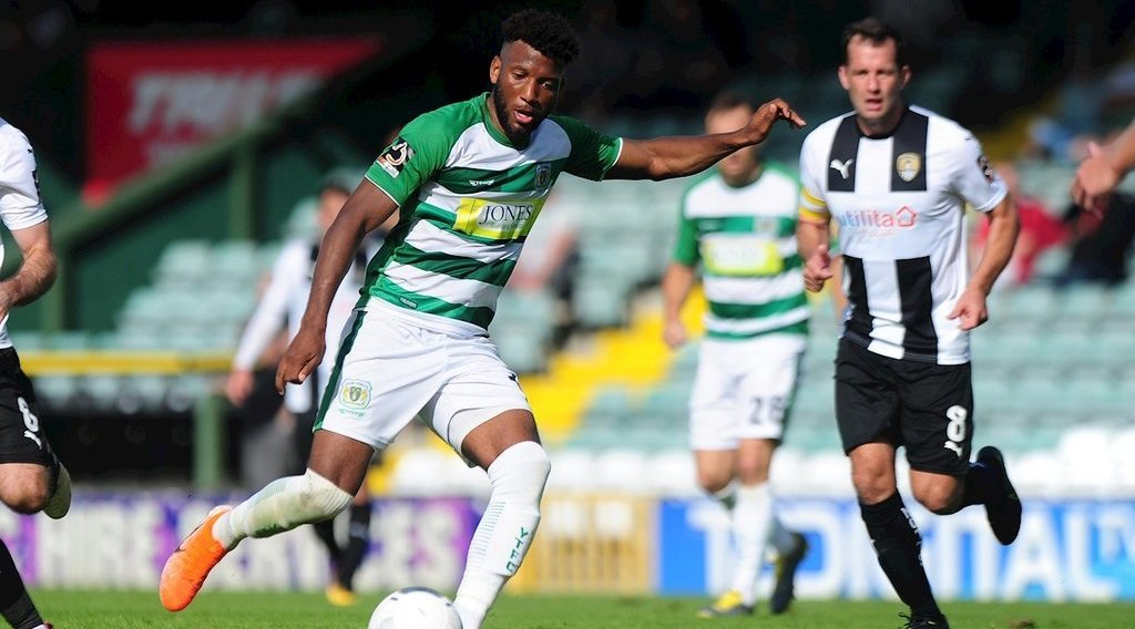 Boro monitoring Yeovil star for potential transfer