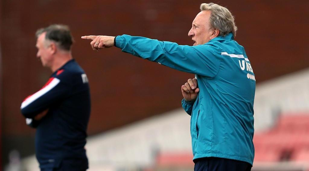 Boro secure crucial victory on Neil Warnock's debut