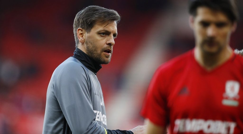 Boro set to announce Jonathan Woodgate as new manager