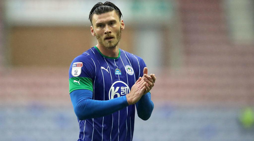 Boro suffer transfer blow for Wigan forward