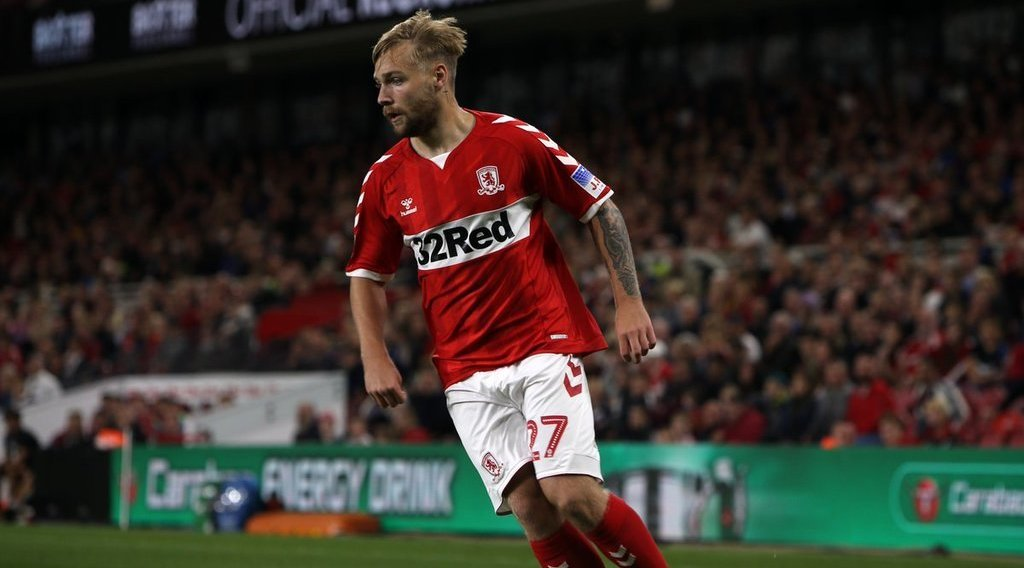 Boro winger set to join Championship rivals