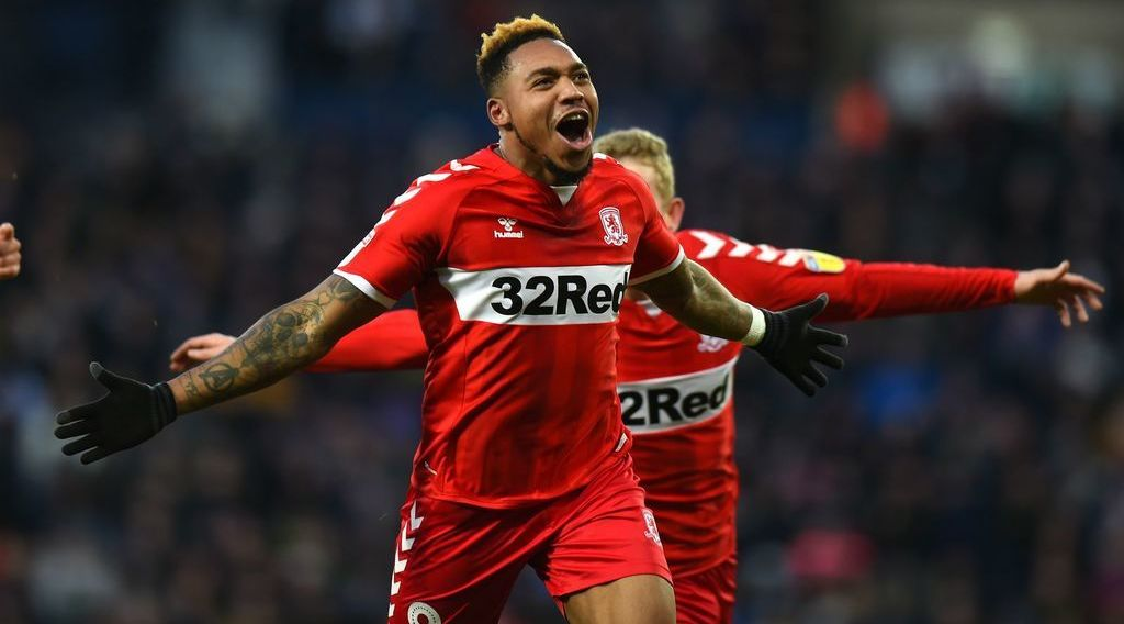 Celtic keen on signing Boro striker