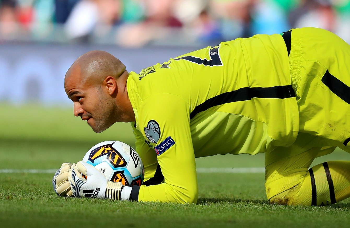 Championship rivals interested in signing Boro keeper