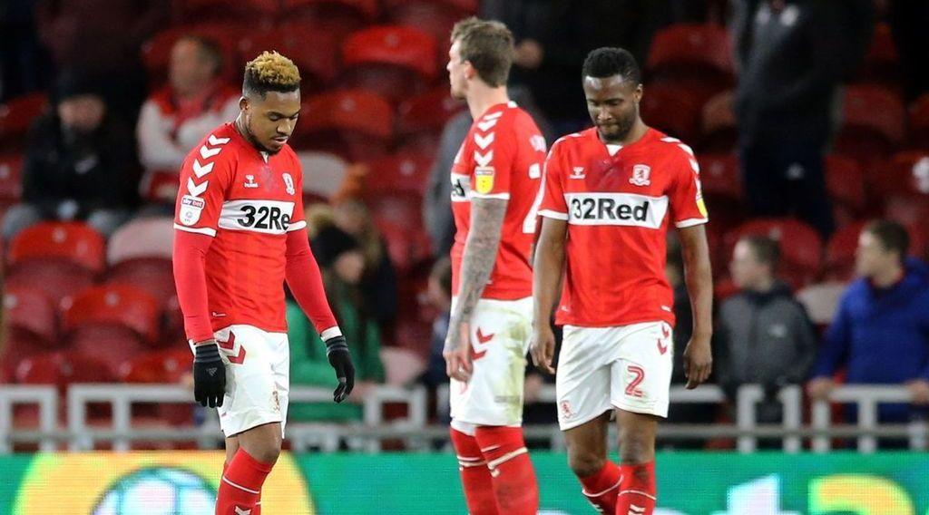 'Controversial Ayala red card stunts Boro's promotion push'