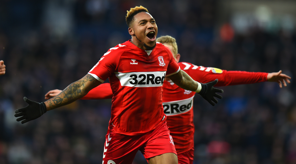 Is Britt Assombalonga's time at Middlesbrough coming to an end?