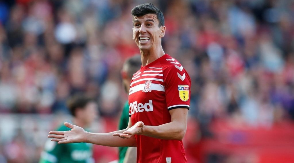 Daniel Ayala appears to have played last game for Boro