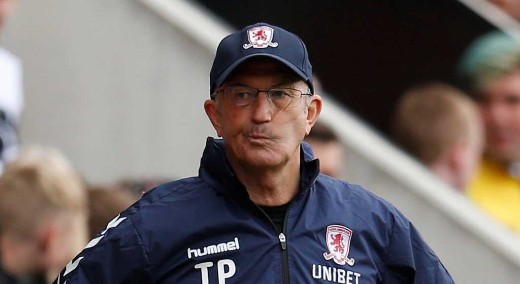 Former Boro manager open to return as Pulis leaves Middlesbrough FC