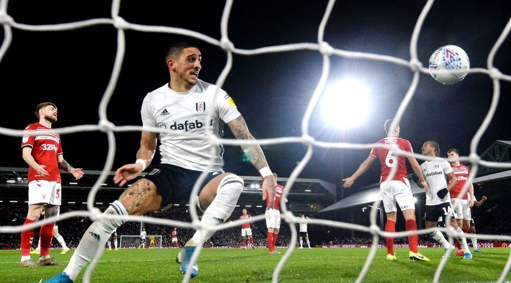 Fulham 1-0 Middlesbrough: Cottagers end Boro six-game unbeaten streak