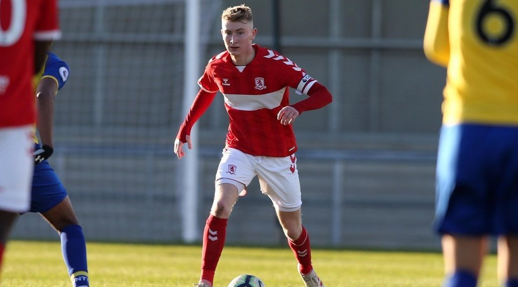 Gateshead sign Boro youngster on loan