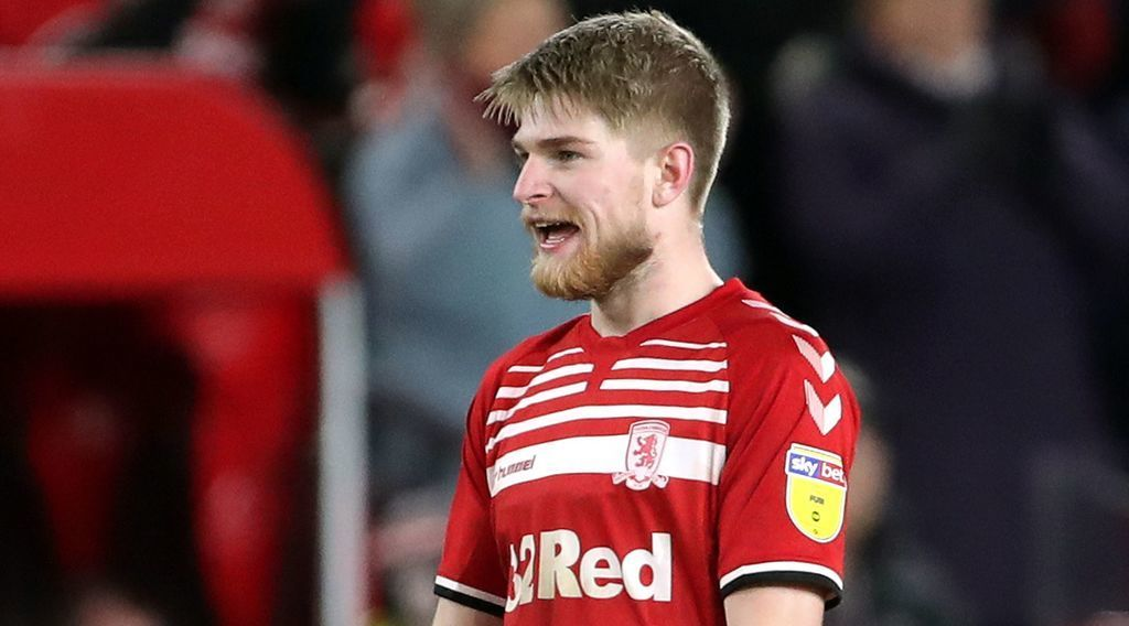 Hayden Coulson's future at Middlesbrough uncertain