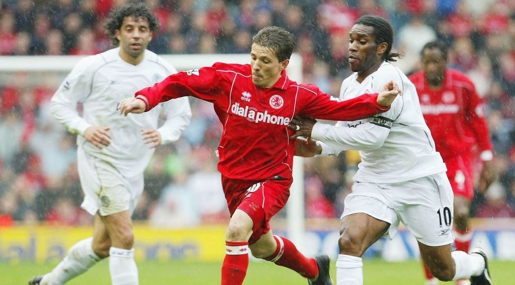 Ian Wright reveals he would love to have played with Juninho
