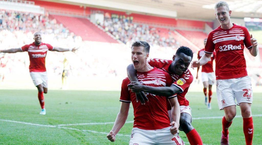 Jonathan Woodgate sets goal target for Paddy McNair