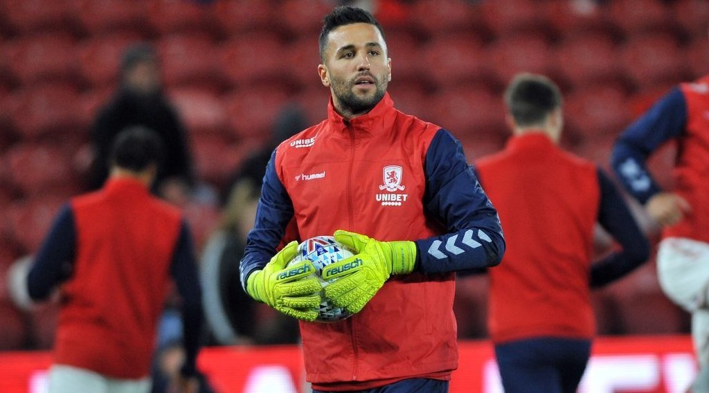 Keeper set to leave Boro for a permanent move to Bundesliga 2
