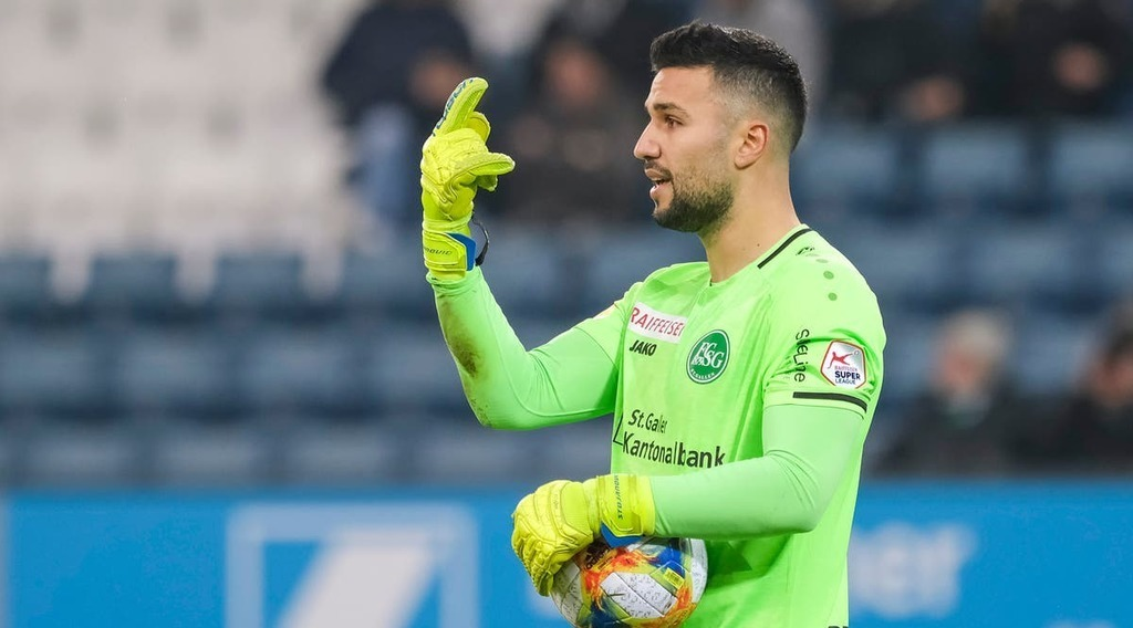 Middlesbrough closing in on St Gallen goalkeeper