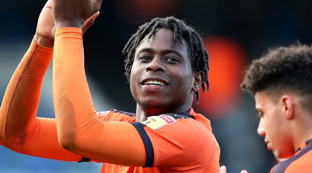Middlesbrough eye move for Luton Town midfielder