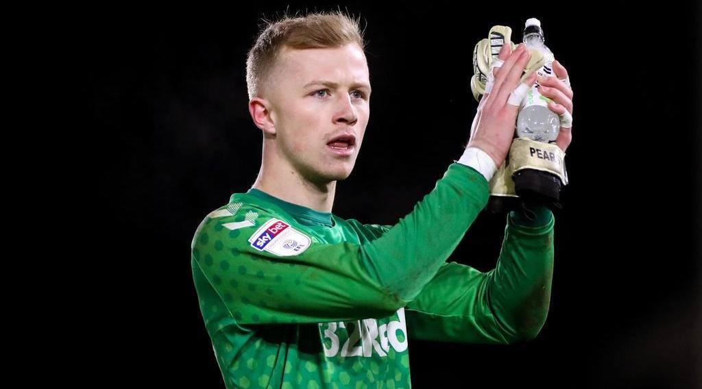 Middlesbrough keeper linked with Blackburn Rovers move