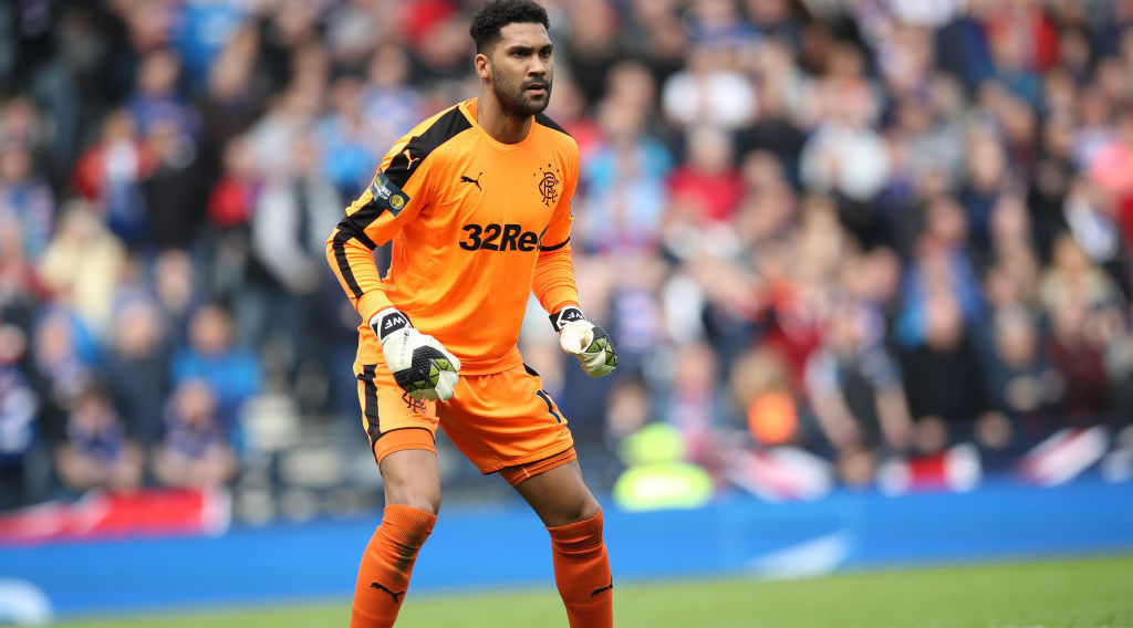 Middlesbrough linked with Rangers keeper