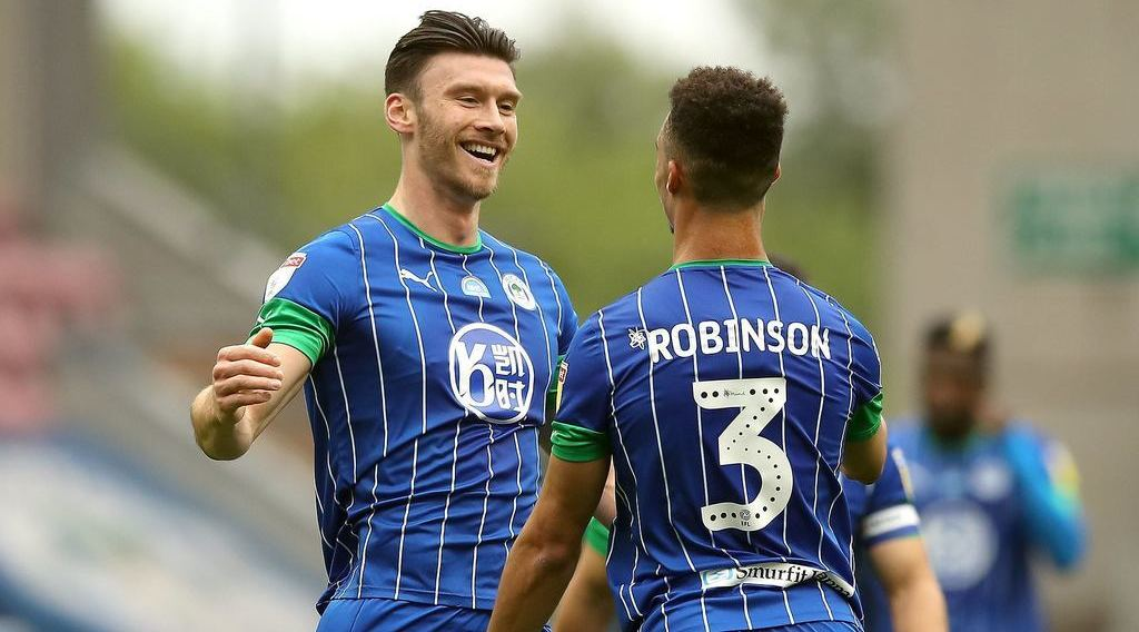 Middlesbrough make last ditch move for Wigan forward