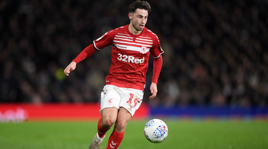 Middlesbrough playmaker out of action for 6 to 8 weeks