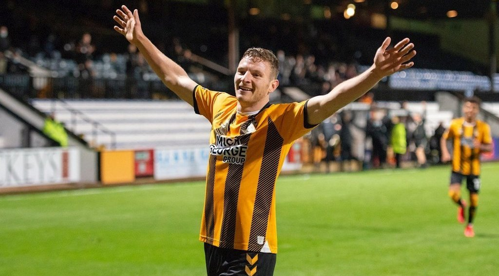 Middlesbrough receive boost in the race for Cambridge United forward after rejecting new offer